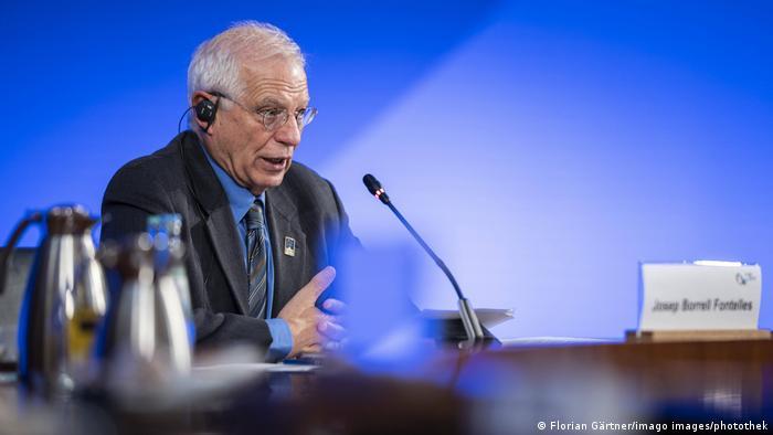 Deutschland | Lateinamerika-Konferenz im Auswaertigen Amt in Berlin | Josep Borrell