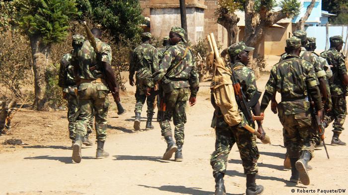 Mosambik | Moeda Cabo Delgado | Streitkräfte