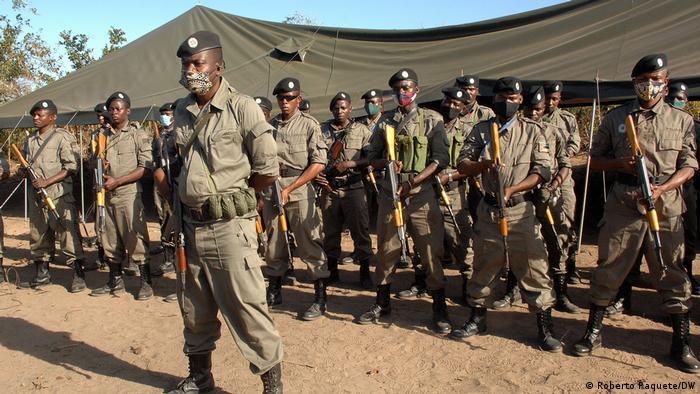 Polícia da República de Moçambique