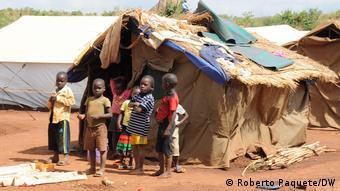 Mosambik | Vertriebene Kinder Opfer von Terrorismus