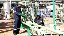 Mosambik | Provinz Inhambane | Sasol Erdgasexploration