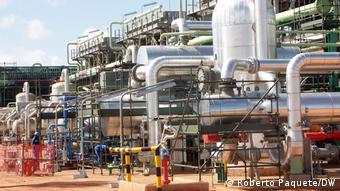 Mosambik   Provinz Inhambane   Sasol Erdgasexploration