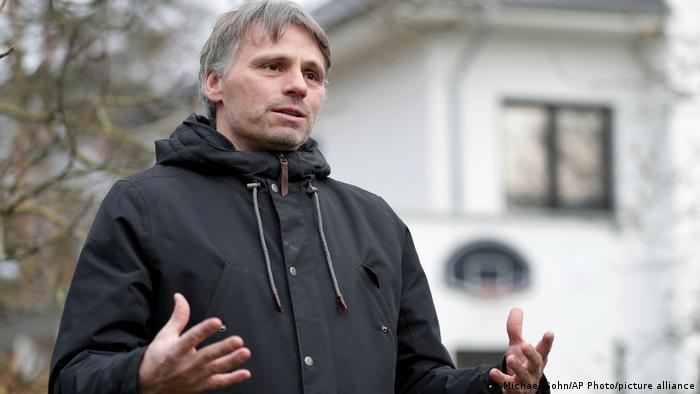 Fabian Leendertz vom Robert Koch-Institut