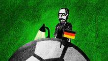 Project Fußball host James Thorogood