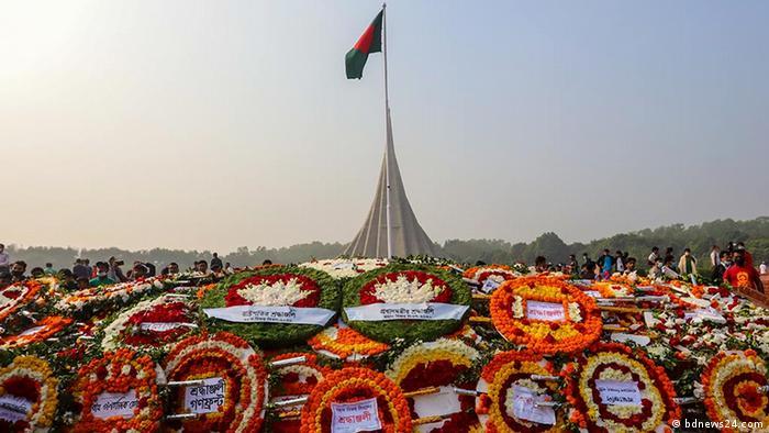 Bangladesch | 49. Jahrestag Bangladesch-Krieg
