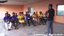 DW Sendung Eco Africa | Ghana eco-guard