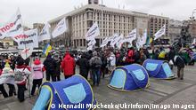 Ukraine | Proteste in Kiew