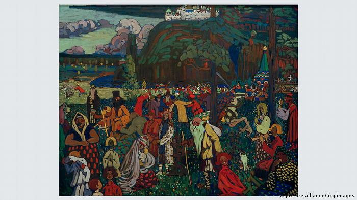 Wassily Kandinsky | The Colorful Life