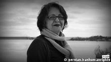 Die Deutsch-Iranerin Nahid Taghavi sitzt in Teheran im Gefängnis. 16.12.2020 Lizenz: frei Quelle Bild: persian.iranhumanrights