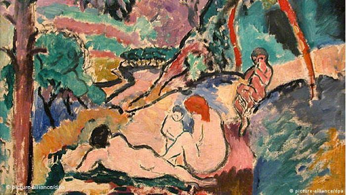 Henri Matisse's 'Pastoral' 1906 (picture-alliance/dpa)