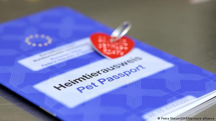 Heimtierausweis der Europäischen Union