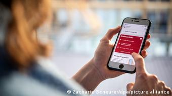 Мобильное приложение Corona Warn-App