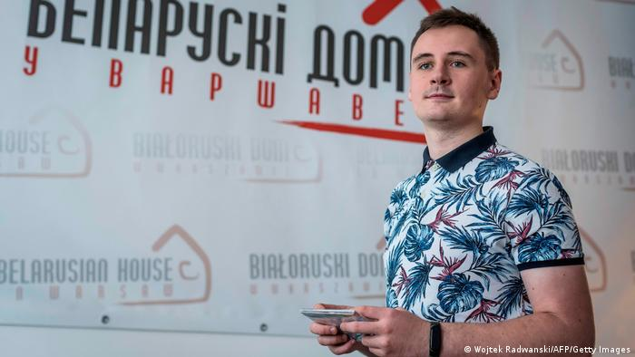 Stepan Svetlov alias Stepan Putilo I Gründer von NEXTA