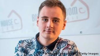 Степан Путило, основатель проекта Nexta