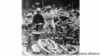 Geraubte Kulturgüter aus der Kolonialzeit I 1897