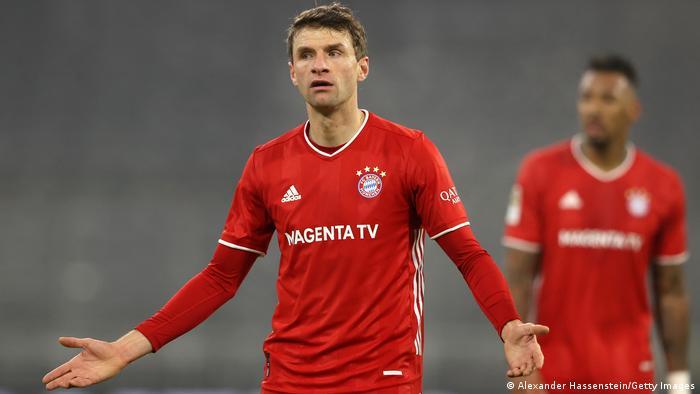 ¿Lograrán el Bayern Múnich y Thomas Müller cerrar un año perfecto?