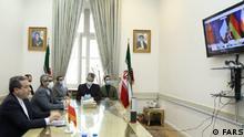 Iran Nukleargespräche