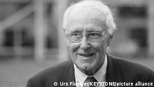 Schweiz Alt-Bundesrat Flavio Cotti gestorben