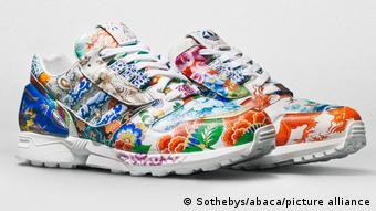 Une paire de baskets à 100.000 euros, et on ne peut même pas les porter pour faire son jogging!
