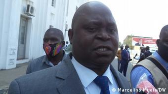 Paulino Lenço, primeiro secretário da FRELIMO na Zambézia, Moçambique