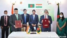 Bangladesch Indien Abkommen Kooperation