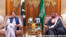 Beziehungen zwischen Pakistan und Saudi Arabien
