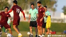 Champions League Asien | Finale | Persepolis Teheran |Training
