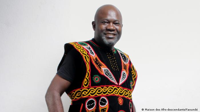 Andrew Kounchou Fézé, initiateur et promoteur de Une maison pour Afro-descendants.