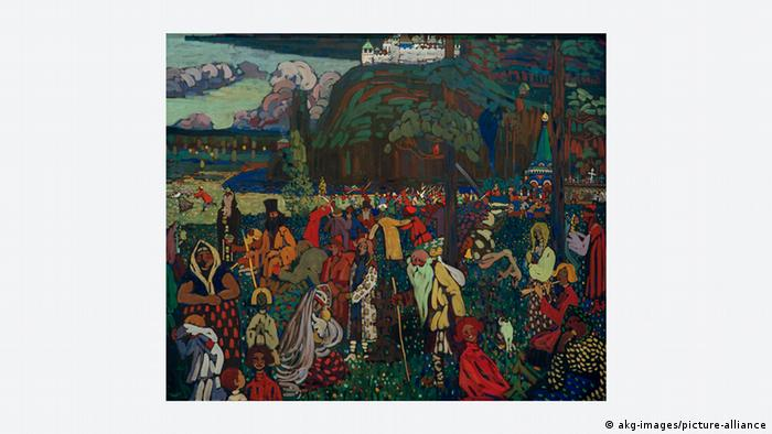 Wassily Kandinsky | Das bunte Leben