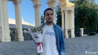 Белорусский предприниматель Максим Хорошин
