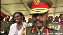 Lt. Gen. Muhoozi Kainerugaba Lt. Gen Muhoozi Kainerugaba, son to Museveni and commander of SFC