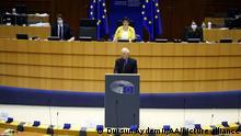 Brüssel Europaparlament