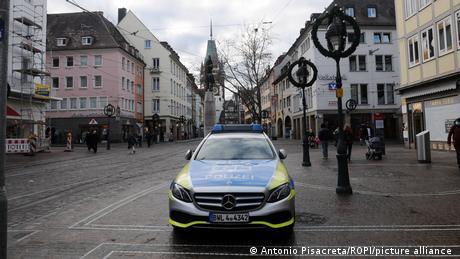 Deutschland Coronavirus Zweiter Shutdown Freiburg