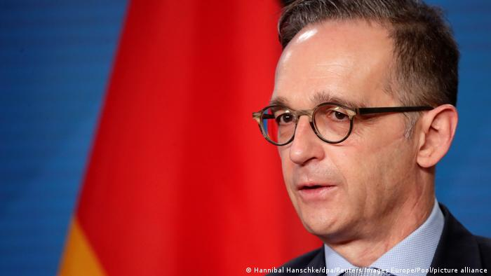 Menteri Luar Negeri Jerman Heiko Maas