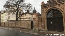 Halle Saale | Synagoge