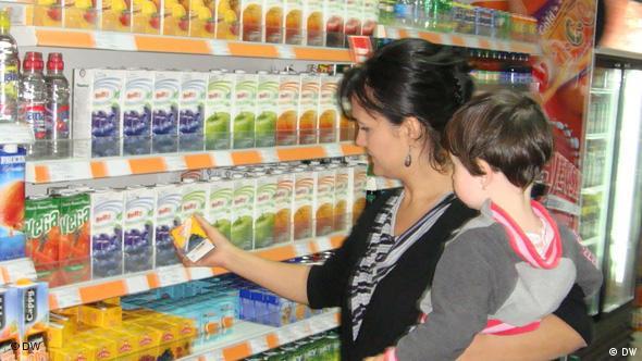 Verbraucher Bosnien