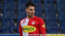 Dominik Szoboszlai Fußball RB Leipzig
