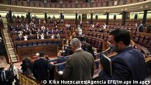 Spanien | Kongresssitzung