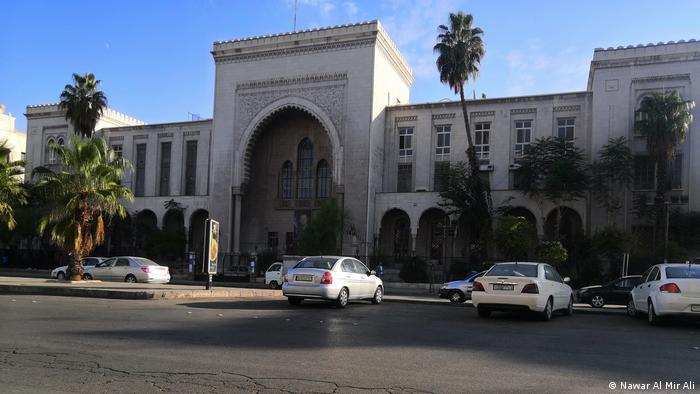 Damascus old court complex