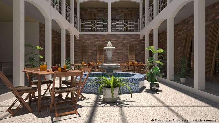La maison de la fraternité accueillira des Afro-descendants pour une durée de séjour allant jusqu'à 4 semaines.
