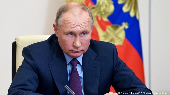 Russland | Präsident Wladimir Putin
