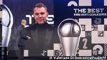 Schweiz Fußball die Besten FIFA | Torhüter Manuel Neuer