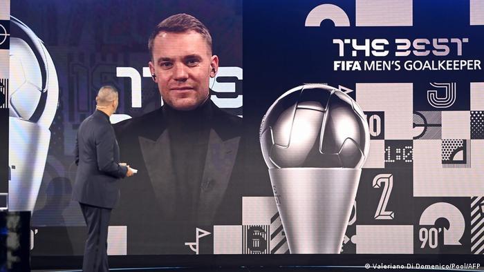 Manuel Neuer, de gala como Mejor Portero de la FIFA 2020