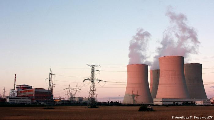 Tschechien | Kernkraftwerk in Temelin