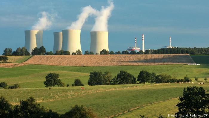 Nuklearka u češkom Temelinu