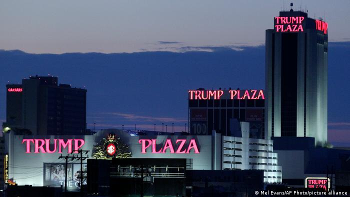 USA Trump Plaza Atlantic City