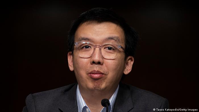 USA Hongkong Samuel Chu