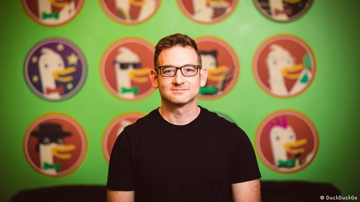 Gabriel Weinberg, CEO von DuckDuckGO