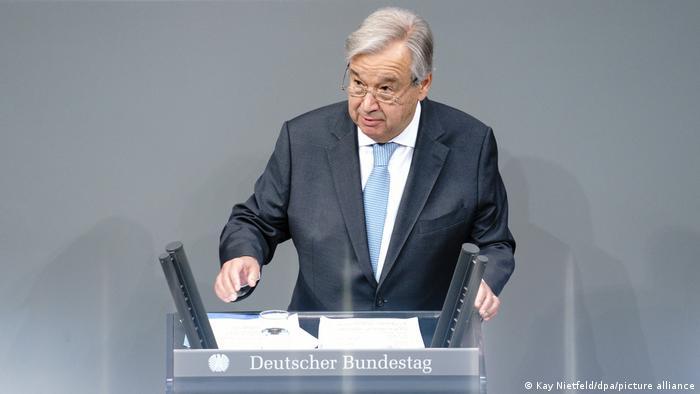 Berlin | UN-Generalsekretär Guterres im Bundestag
