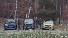 REV Challenge Weihnachten SUVs